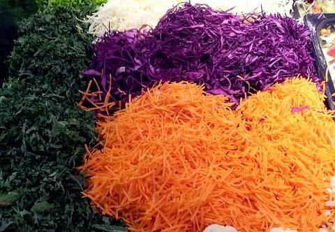 Raw Food Benefits Health
