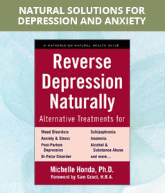 Natural Solutions for Depression and Anxiety