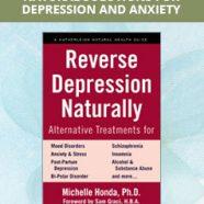 LIVE INTERVIEW: VoiceAmerica.Patricia Raskin Show June 1st 2:00 PM – Guest Michelle Honda – Reverse Depression Naturally
